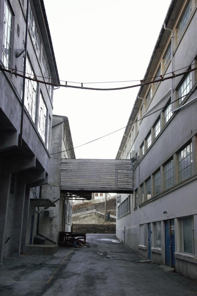 Fabrikkvegen